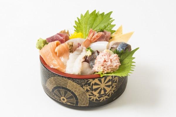 メガ盛丼(小)