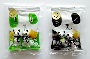 パンダお菓子