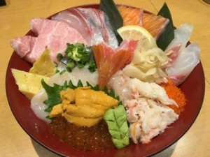 大江戸海鮮丼